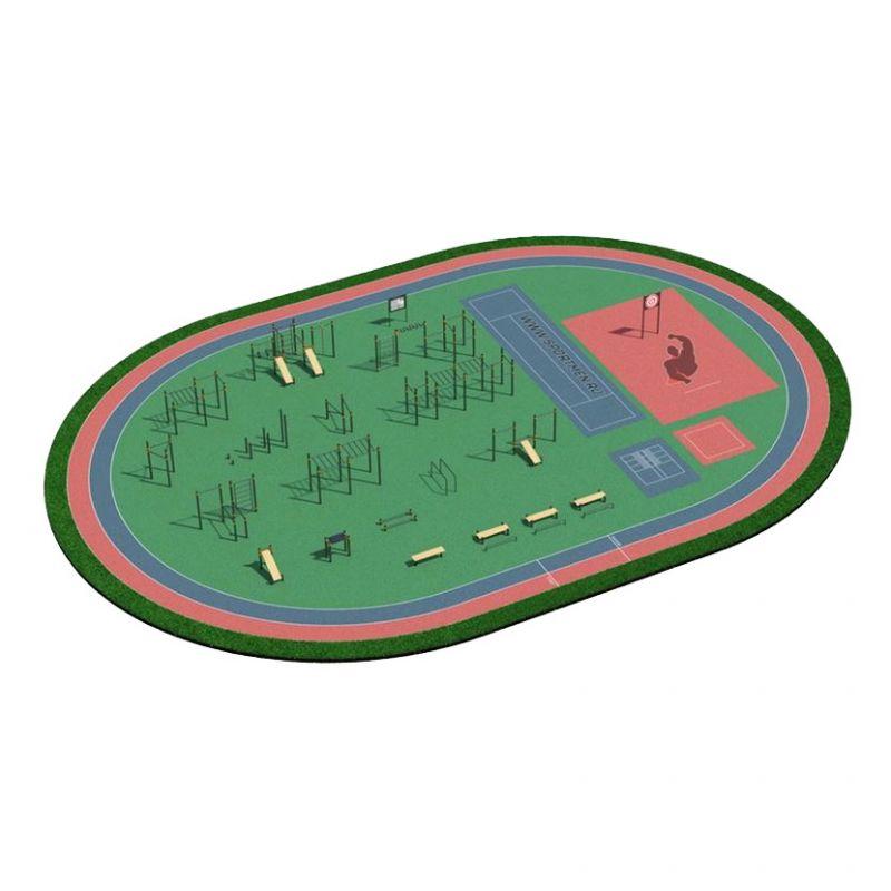 Фотография Спортивная площадка ВФСК 5 0