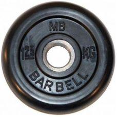 Миниатюра Barbell диски 1,25 кг 31 мм 0  мини