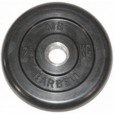 Миниатюра Barbell диски 2,5 кг 31 мм 0  мини