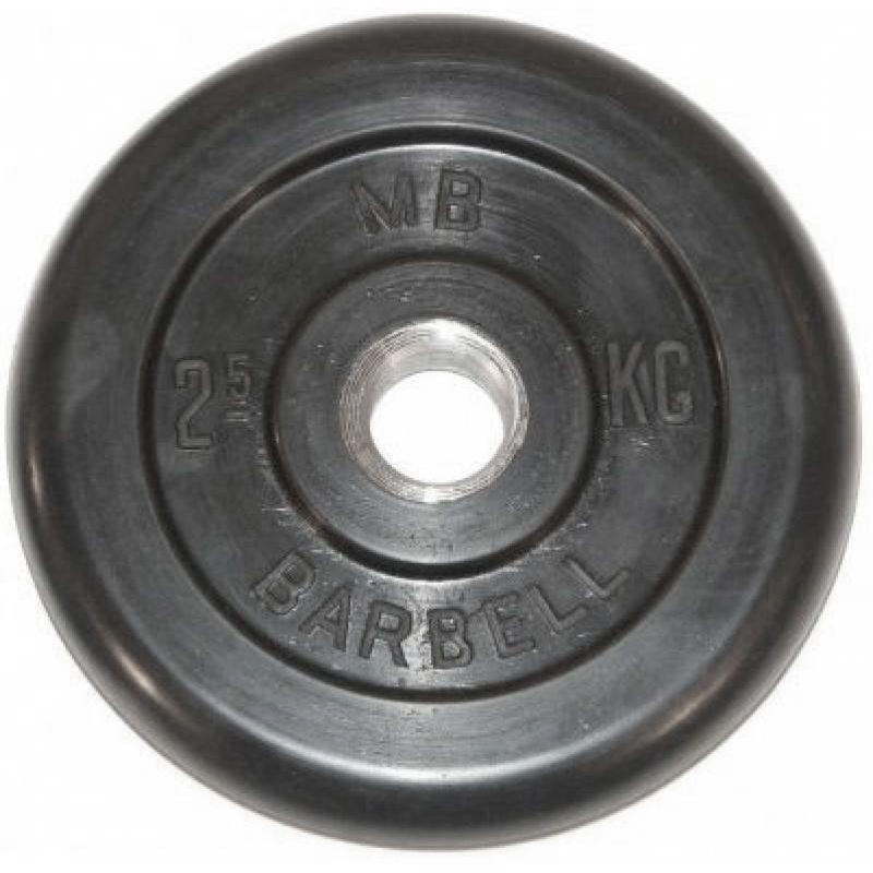 Фотография Barbell диски 2,5 кг 31 мм 0