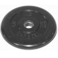Миниатюра Barbell диски 5 кг 31 мм 0  мини
