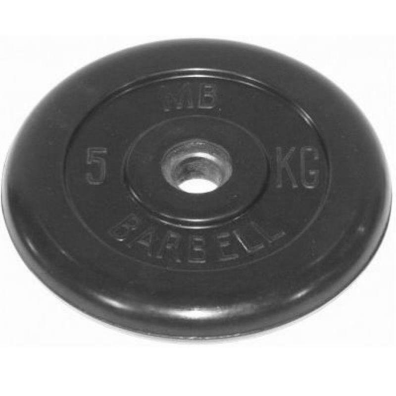 Фотография Barbell диски 5 кг 31 мм 0