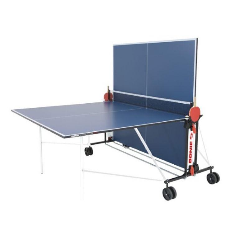 Фотография Теннисный стол Donic Outdoor Roller FUN синий 2
