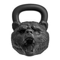 "Гиря с характером Heavy Мetal ""Медведь"" 32 кг"