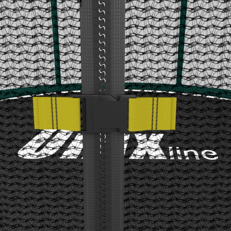 Фотография Батут UNIX line SUPREME GAME 12 ft (green) 2