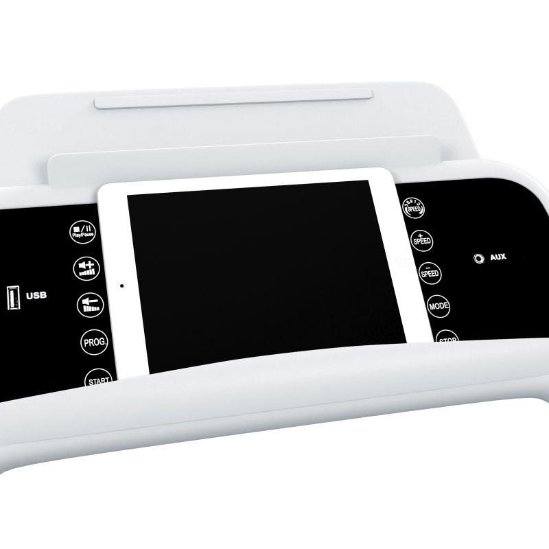 Фотография Беговая дорожка Unixfit ST-560E White 8