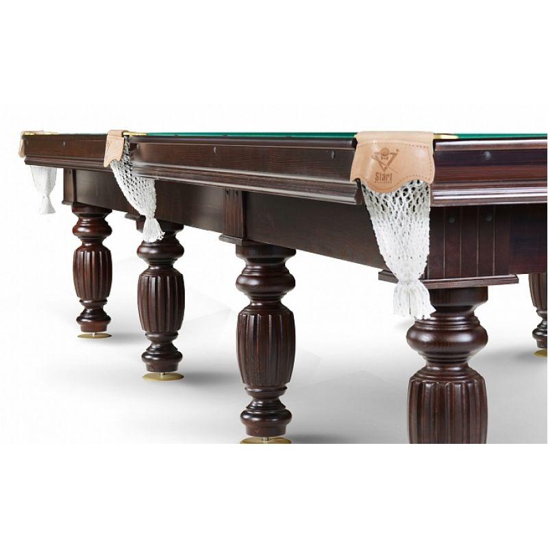 Фотография Бильярдный стол Домашний Люкс II 4