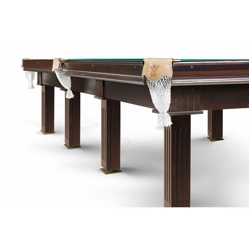 Фотография Бильярдный стол Домашний Люкс III 4