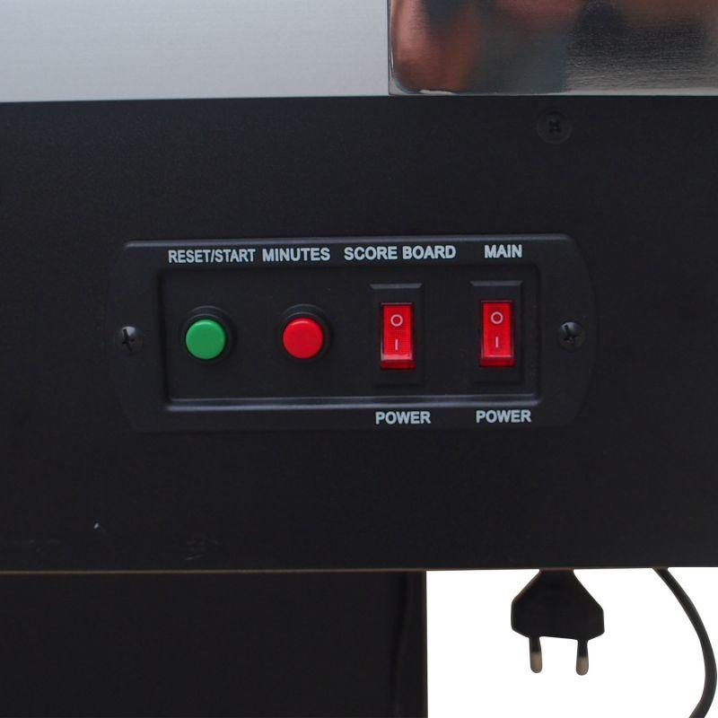 Фотография Игровой стол - аэрохоккей DFC MILAN II 7ft 7