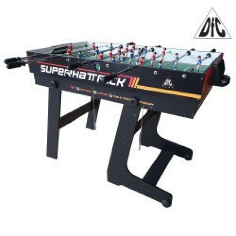 Фотография Игровой стол-трансформер DFC SUPERHATTRICK 4 в 1 4