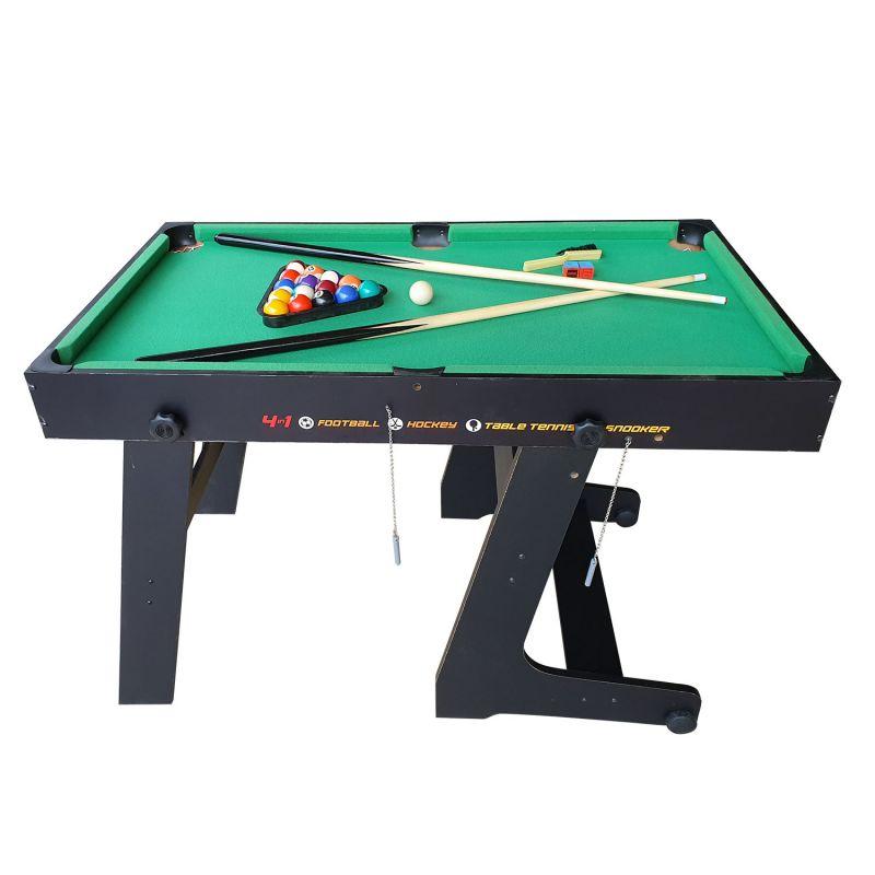 Фотография Игровой стол-трансформер DFC SUPERHATTRICK 4 в 1 3