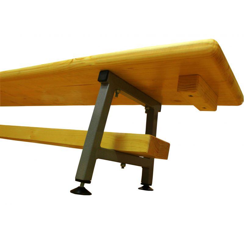 Фотография Скамейка гимнастическая 2,5 метра 3