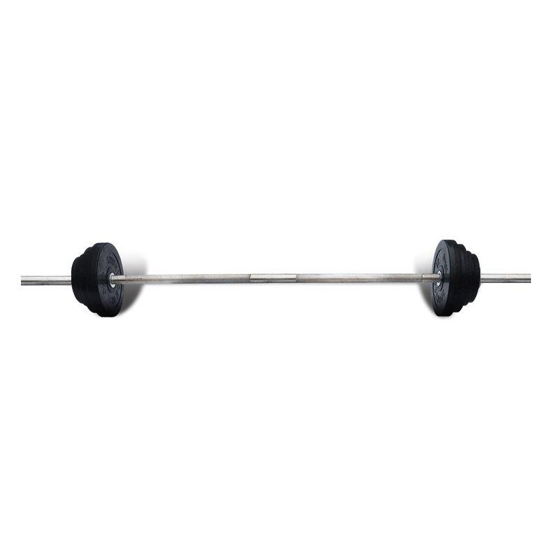 Фотография Штанга разборная тренировочная в наборе 47,5 кг 0