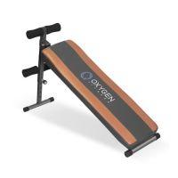 Скамья Winner/Oxygen Flat Sit Up Board прямая для пресса