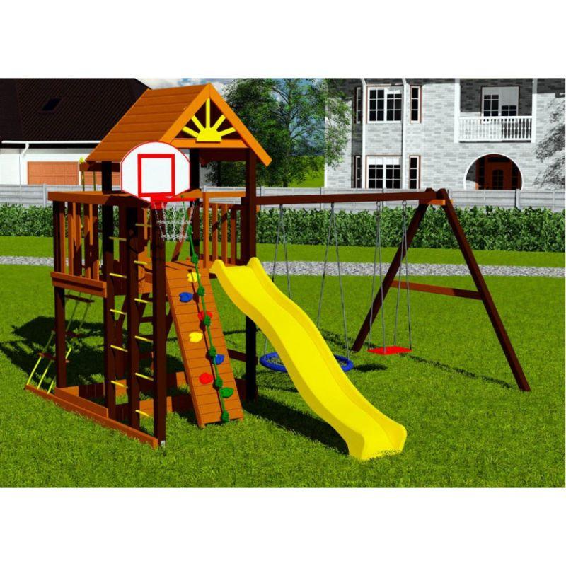 Фотография Детская площадка Марк 1 0