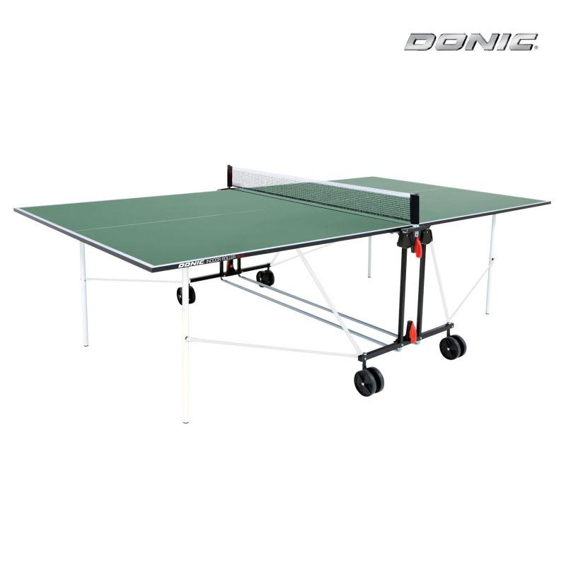 Фотография Теннисный Donic Indoor Roller SUN зеленый 0