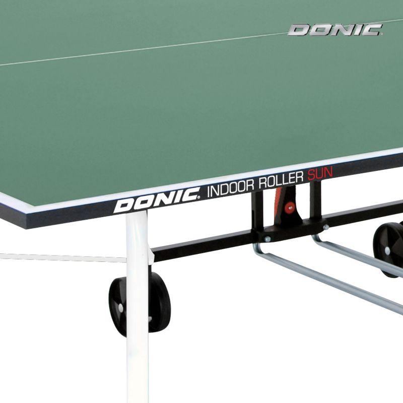 Фотография Теннисный Donic Indoor Roller SUN зеленый 3