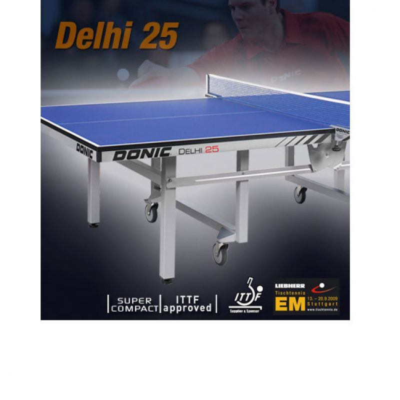 Фотография Теннисный стол Donic Persson 25 синий 1