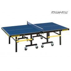 Миниатюра Теннисный стол Donic Persson 25 синий 0  мини