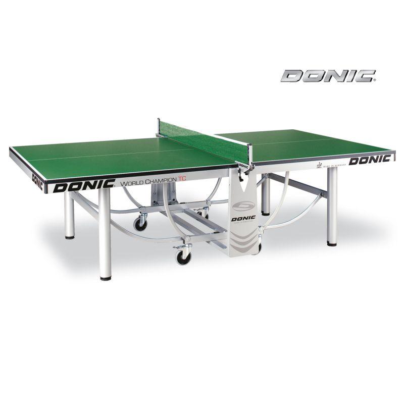 Фотография Теннисный стол Donic World Champion TC зеленый 0