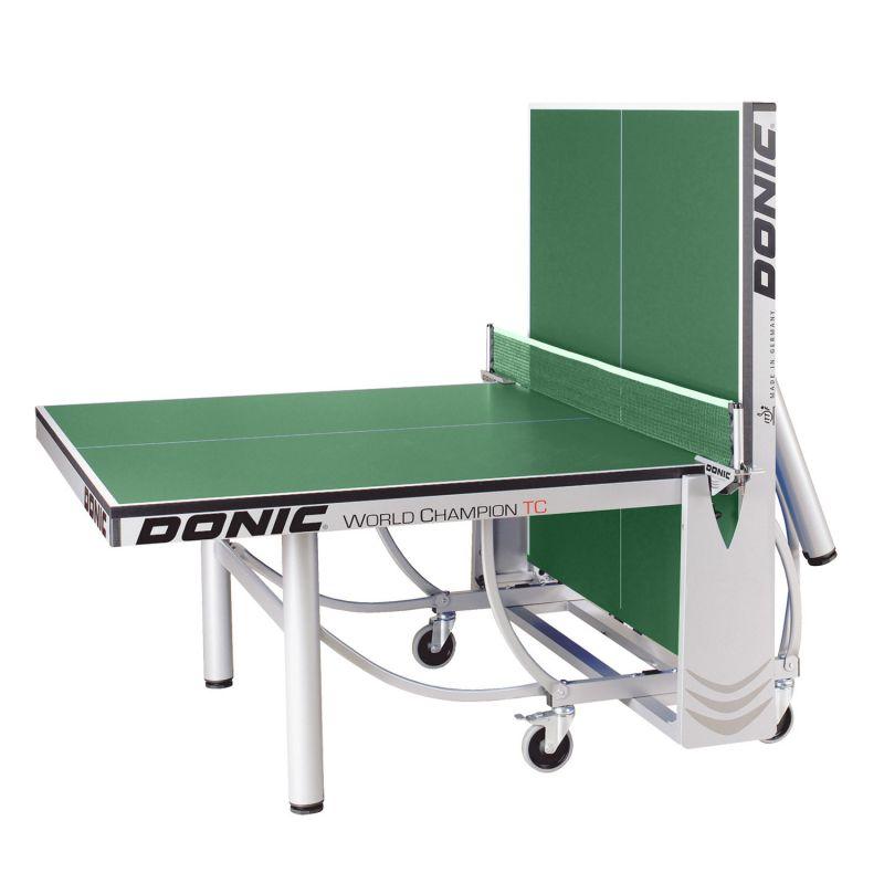 Фотография Теннисный стол Donic World Champion TC зеленый 4