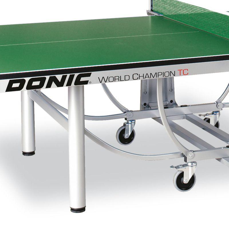 Фотография Теннисный стол Donic World Champion TC зеленый 2