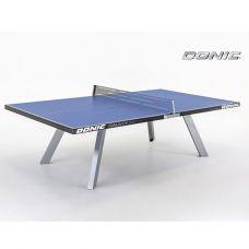 Миниатюра Антивандальный теннисный стол Donic GALAXY синий 0  мини
