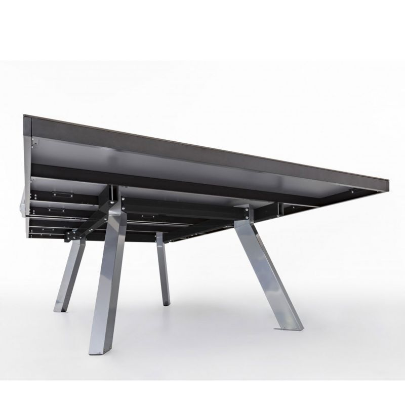 Фотография Антивандальный теннисный стол Donic GALAXY синий 1