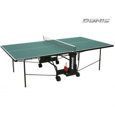 Миниатюра Всепогодный Теннисный стол Donic Outdoor Roller 600 зеленый 0  мини
