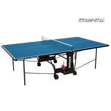 Миниатюра Всепогодный Теннисный стол Donic Outdoor Roller 600 синий 0  мини