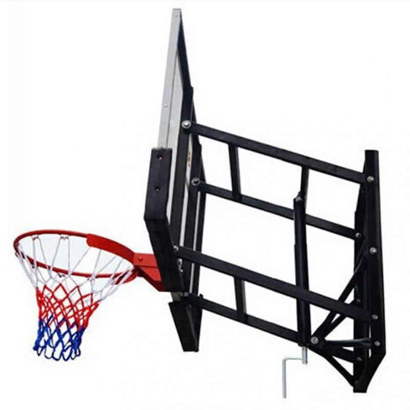 """Фотография Баскетбольный щит 54"""" DFC BOARD54P 2"""