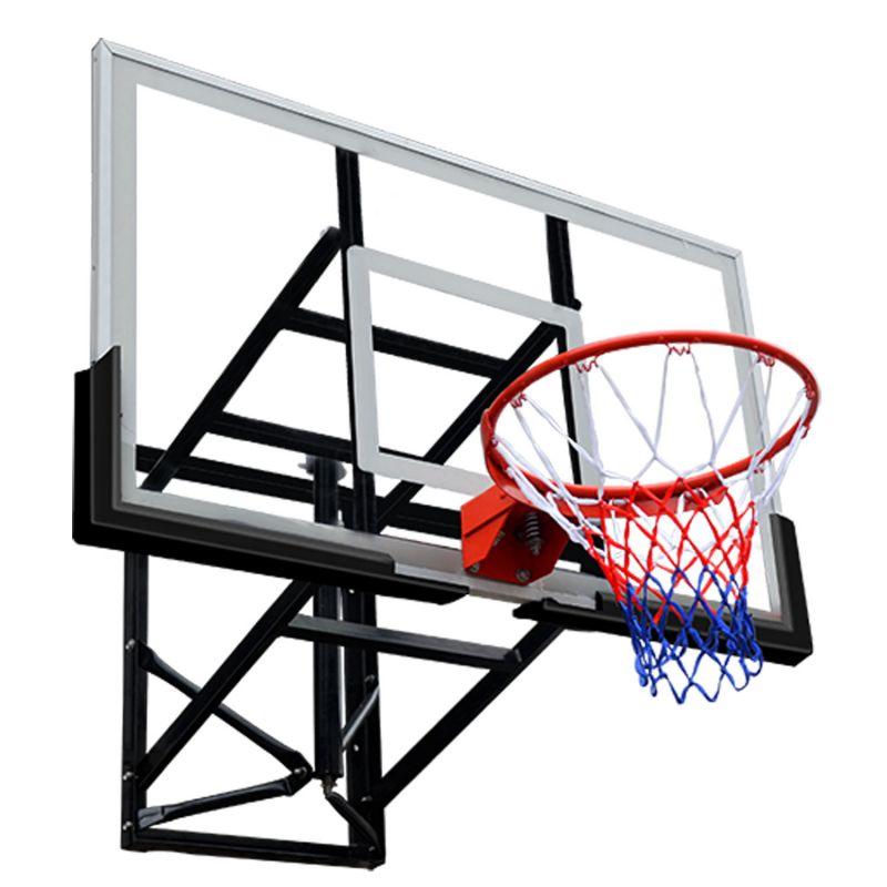 """Фотография Баскетбольный щит 54"""" DFC BOARD54P 3"""