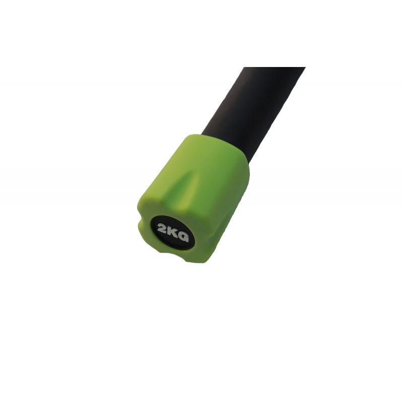 Фотография Бодибар зелёный 2кг PROXIMA 1