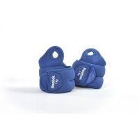 Утяжелители на лодыжки  Elements 0,5 кг  серо-голубые (пара) RAWT-11073BL