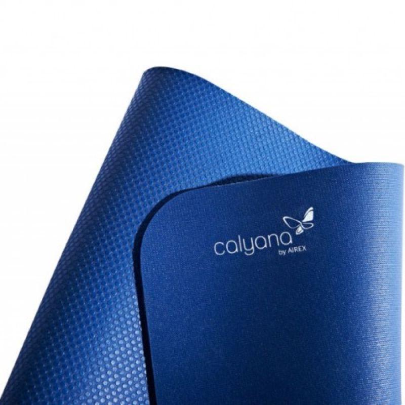 Фотография Коврик для йоги Airex Prime Yoga Calyana01, цвет: синий 3