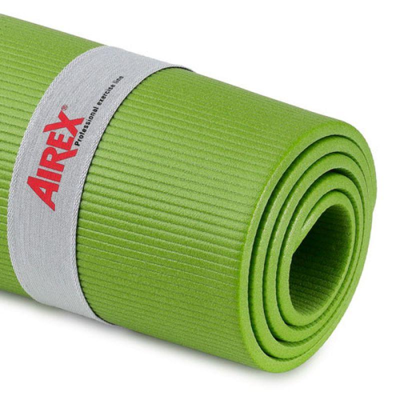 Фотография Коврик гимнастический Airex Fitline-180, цвет: киви 2
