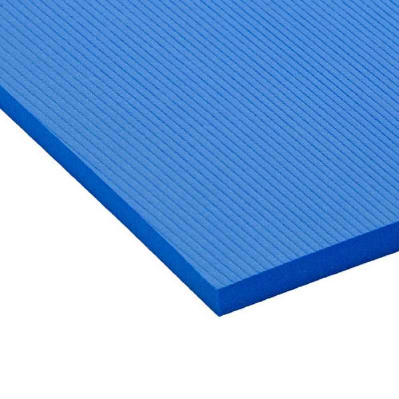Фотография Коврик гимнастический Airex Hercules, цвет: синий 1