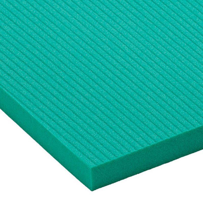 Фотография Коврик гимнастический Airex Hercules, цвет: зеленый 1