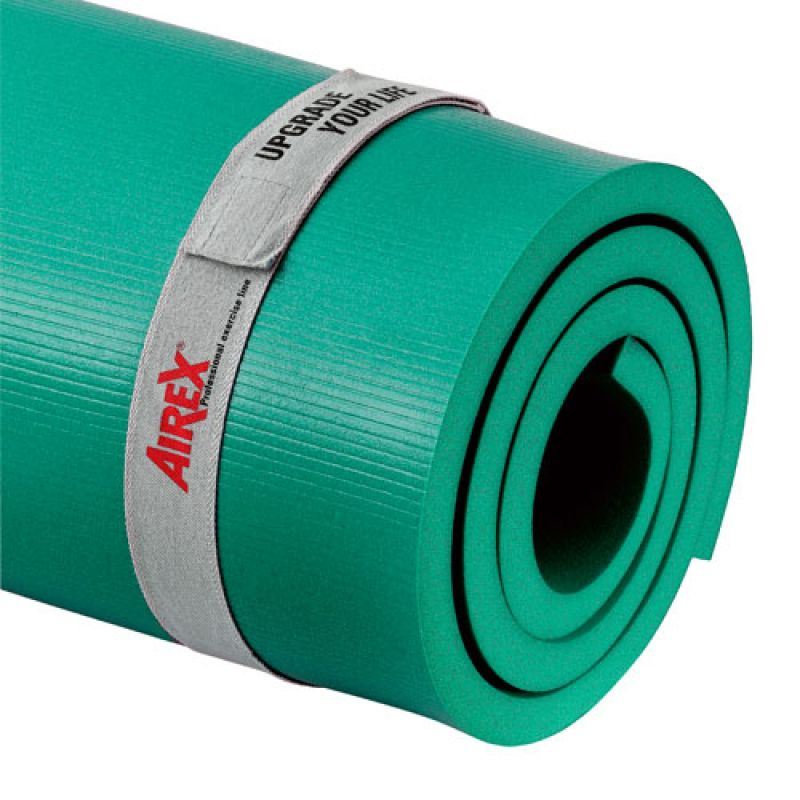 Фотография Коврик гимнастический Airex Hercules, цвет: зеленый 2