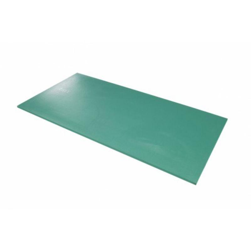 Фотография Коврик гимнастический Airex Hercules, цвет: зеленый 0
