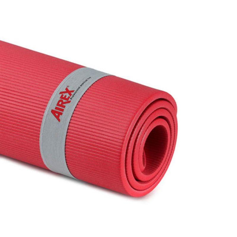 Фотография Коврик гимнастический Airex Coronella, цвет: красный 3