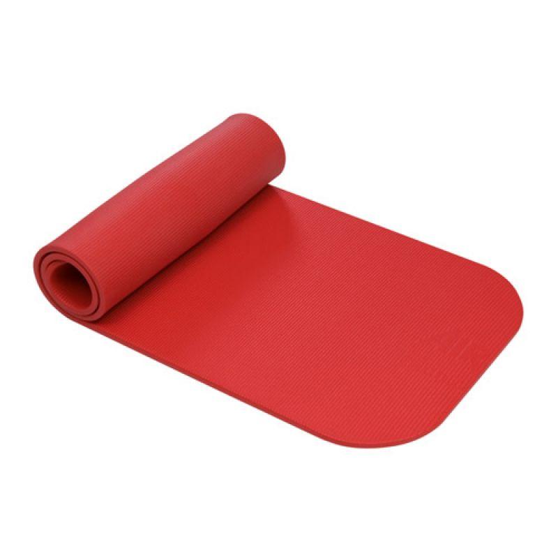 Фотография Коврик гимнастический Airex Coronella, цвет: красный 0