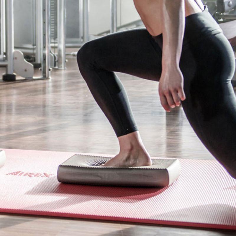 Фотография Балансировочная подушка Airex Balance-pad Mini 3