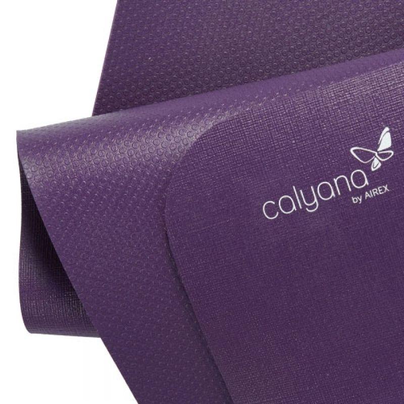 Фотография Коврик для йоги Airex Prime Yoga Calyana04, цвет: фиолетовый 1