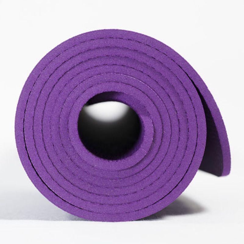 Фотография Коврик для йоги Airex Prime Yoga Calyana04, цвет: фиолетовый 3
