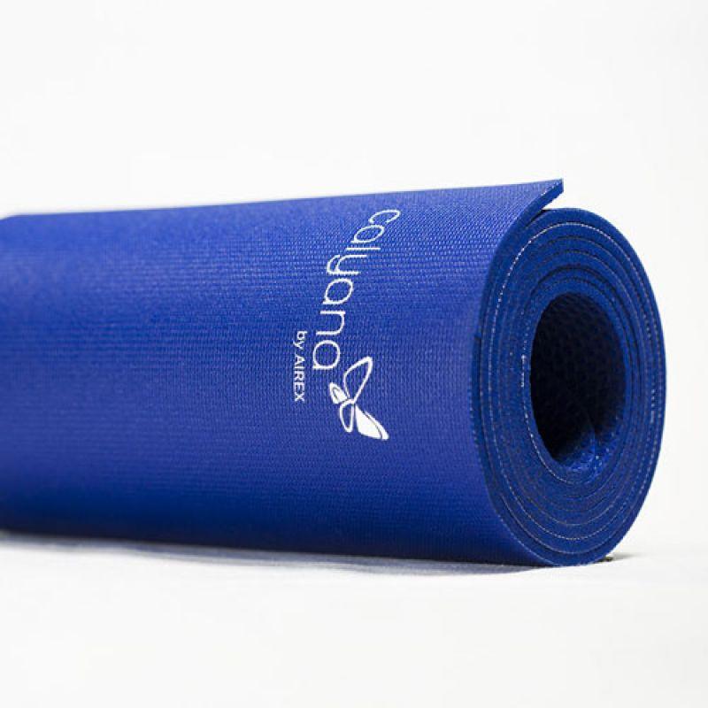 Фотография Коврик для йоги Airex Prime Yoga Calyana01, цвет: синий 1