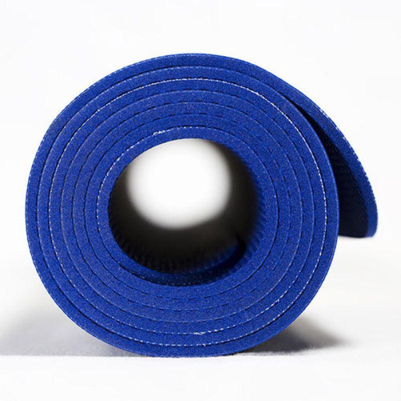 Фотография Коврик для йоги Airex Prime Yoga Calyana01, цвет: синий 2