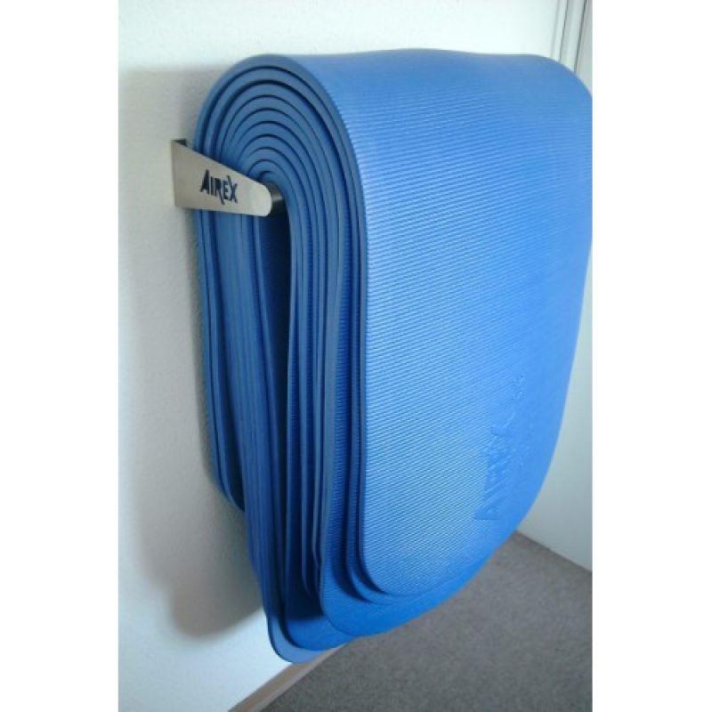 Фотография Держатель для ковриков Airex Fitline/Fitness-120/Coronella на 12-15 шт, длина 65 см 1