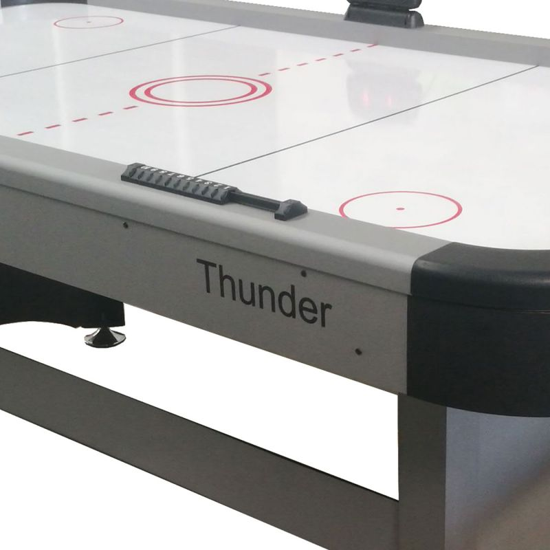 Фотография Игровой стол DFC THUNDER 7ft аэрохоккей 4