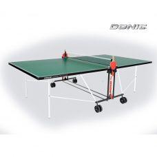 Миниатюра Теннисный Donic стол Indoor Roller FUN зеленый 0  мини